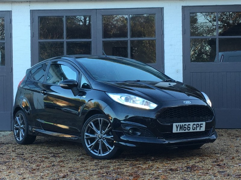 used Ford Fiesta ST-LINE in west-sussex
