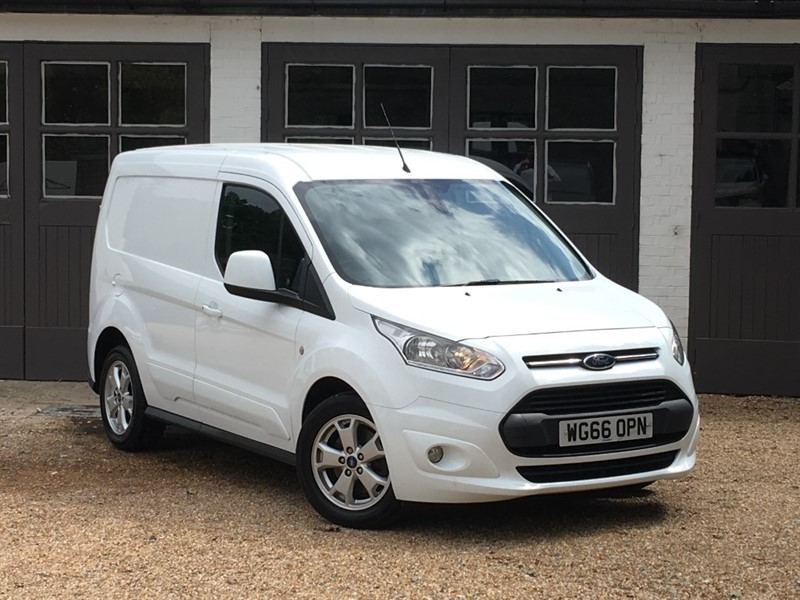 used Ford Transit Connect 200 LIMITED P/V 120PS in west-sussex