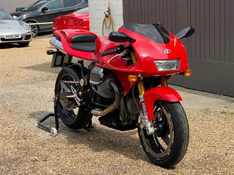 used Ghezzi-Brian Supertwin 1100 Moto Guzzi in west-sussex
