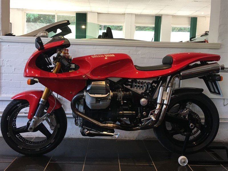 used Ghezzi-Brian Supertwin 1100 Moto Guzzi in west-sussex