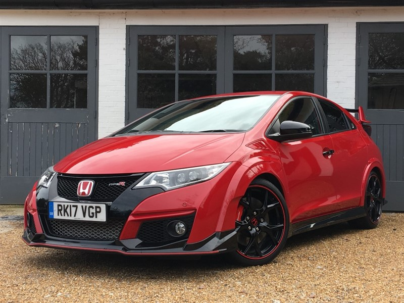 used Honda Civic I-VTEC TYPE R GT in west-sussex
