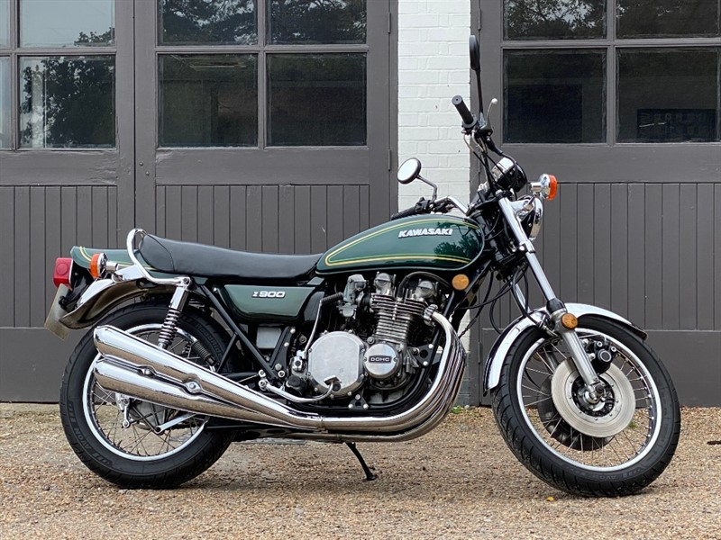 used Kawasaki Z900  in west-sussex