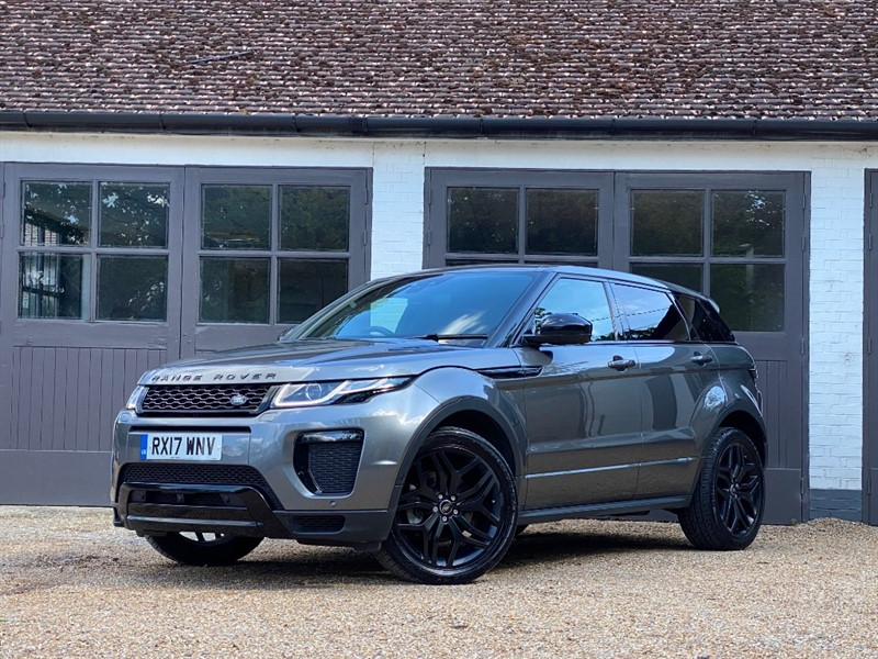 used Land Rover Range Rover Evoque TD4 HSE DYNAMIC LUX in west-sussex