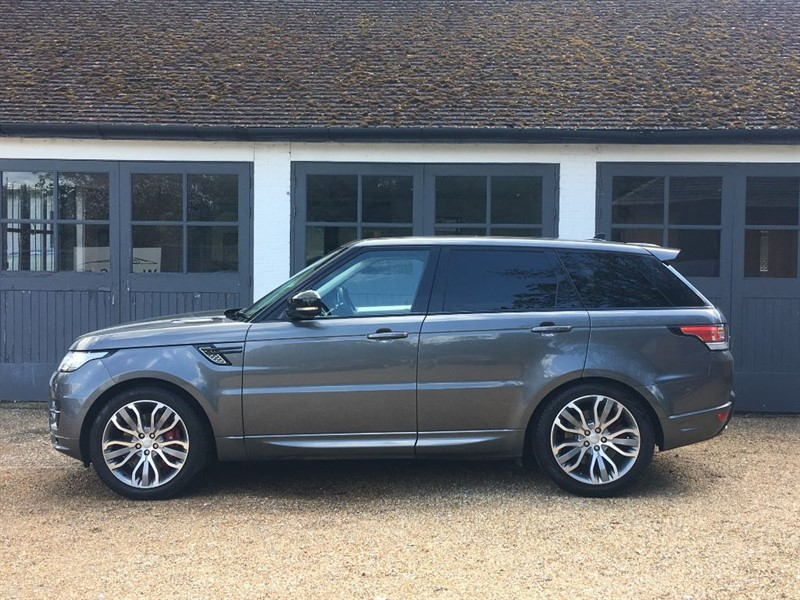 Used Corris Grey Land Rover Range Rover Sport For Sale
