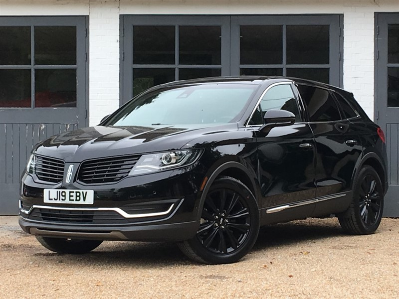 used Lincoln MKX MKX Reserve 2.7l EcoBoost Auto in west-sussex