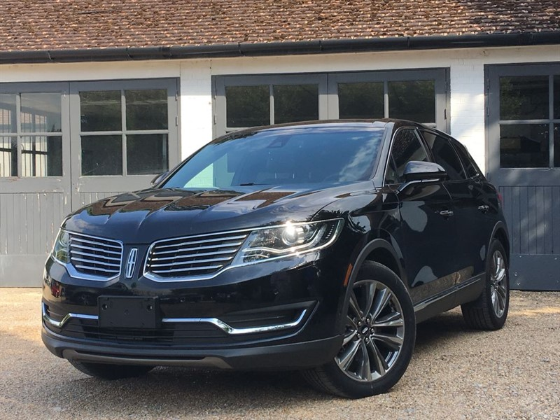 used Lincoln Navigator MKX Reserve 2.7l EcoBoost Auto in west-sussex