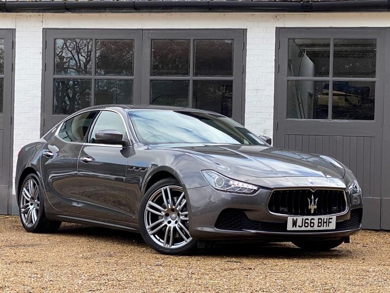 used Maserati Ghibli V6 in west-sussex