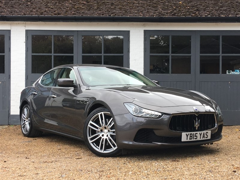 used Maserati Ghibli S V6 in west-sussex