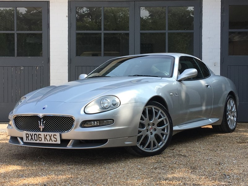 used Maserati Gransport V8 in west-sussex