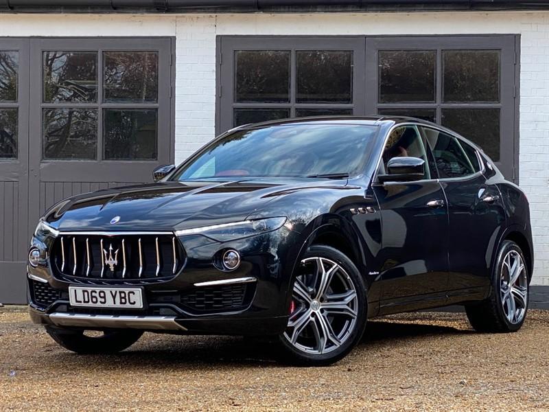 used Maserati Levante V6 GRANLUSSO in west-sussex