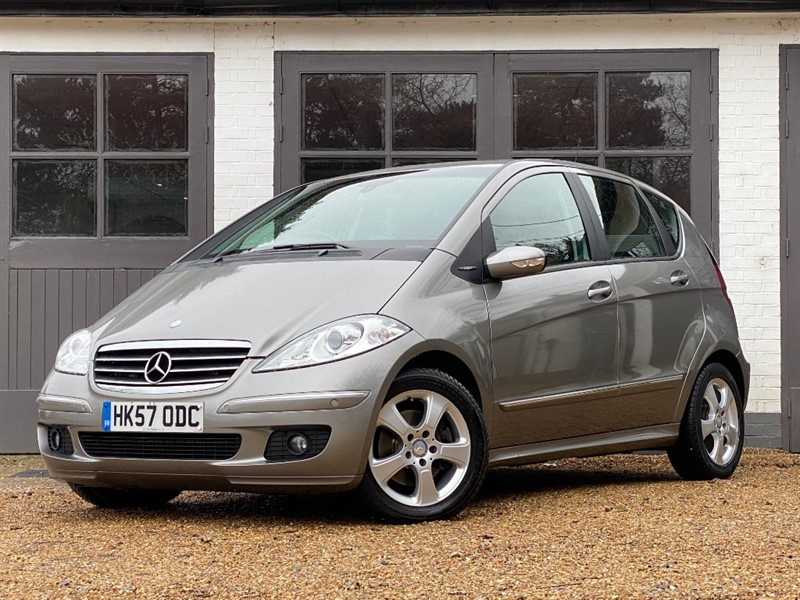 used Mercedes A200 CDI AVANTGARDE SE in west-sussex