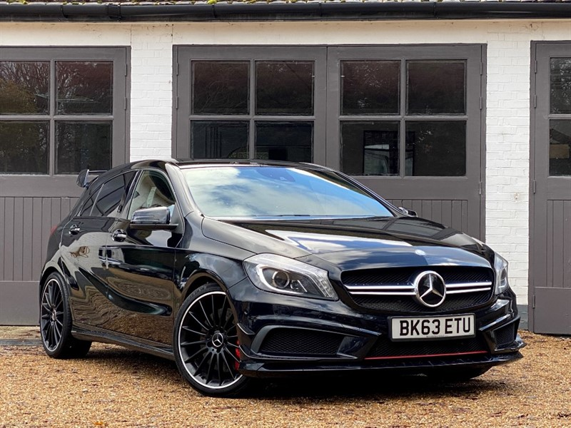 used Mercedes A45 AMG 4MATIC in west-sussex