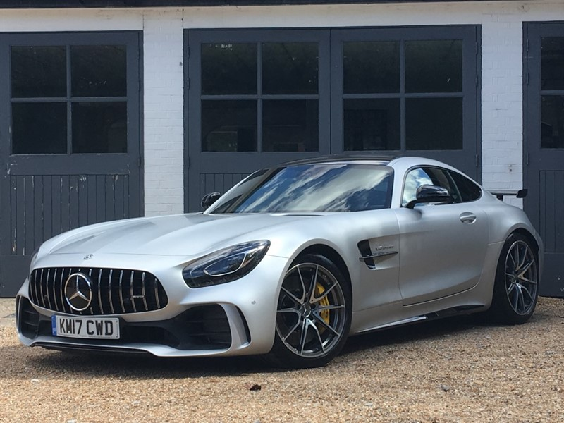 used Mercedes AMG GT GT AMG GT R in west-sussex