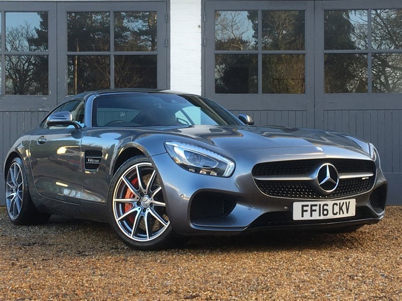 used Mercedes AMG GT GT AMG GT S PREMIUM in west-sussex