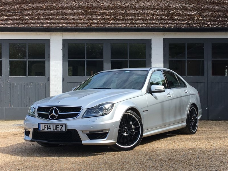 used Mercedes C63 AMG C63 6.2L V8 460 PS LSD in west-sussex