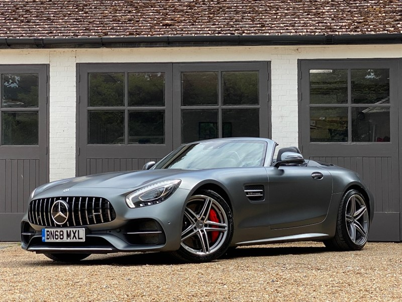 used Mercedes AMG GT AMG GT C in west-sussex