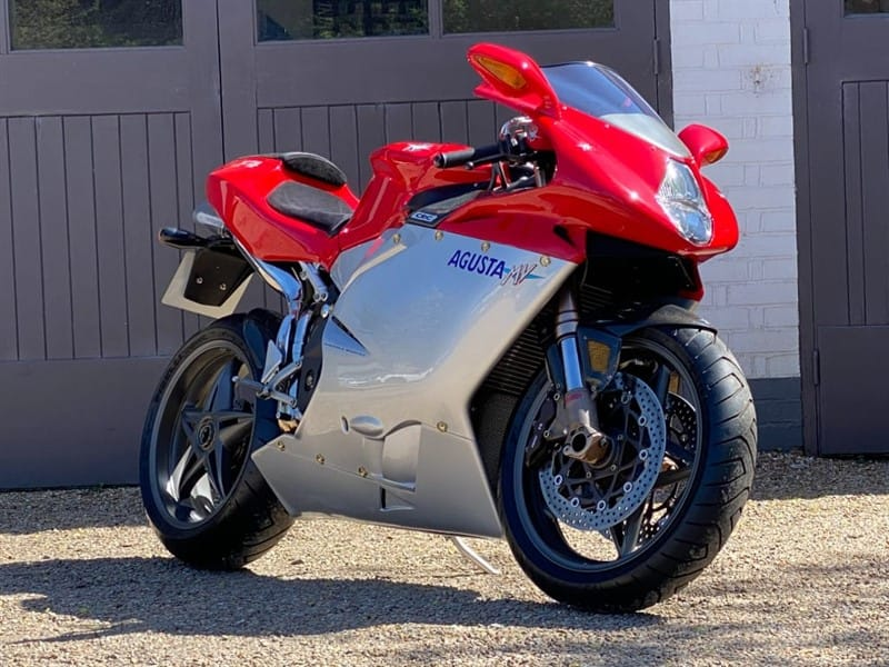 used MV Agusta F4 750S in west-sussex