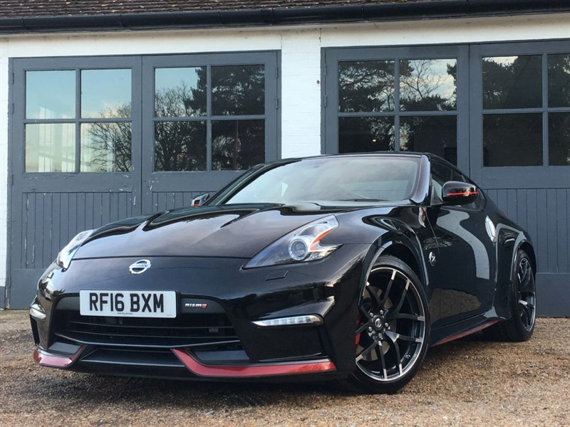 used Nissan 370Z V6 NISMO in west-sussex