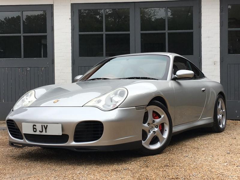 used Porsche 911 CARRERA 4S in west-sussex