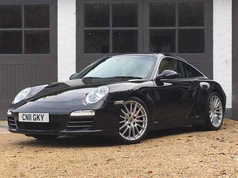 used Porsche 911 TARGA 4S PDK in west-sussex