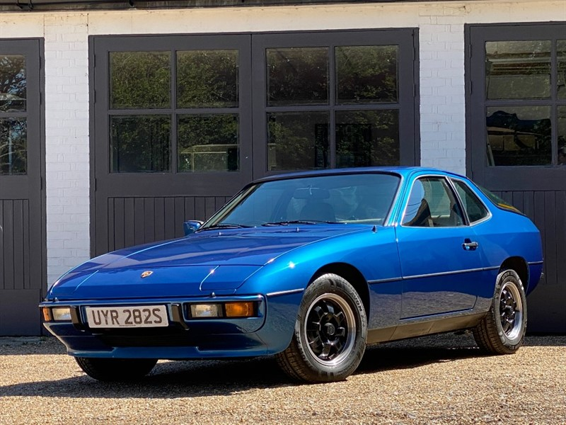 used Porsche 924 924 in west-sussex