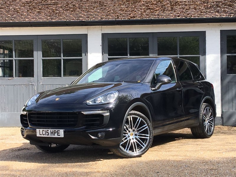 used Porsche Cayenne D V8 S TIPTRONIC S in west-sussex