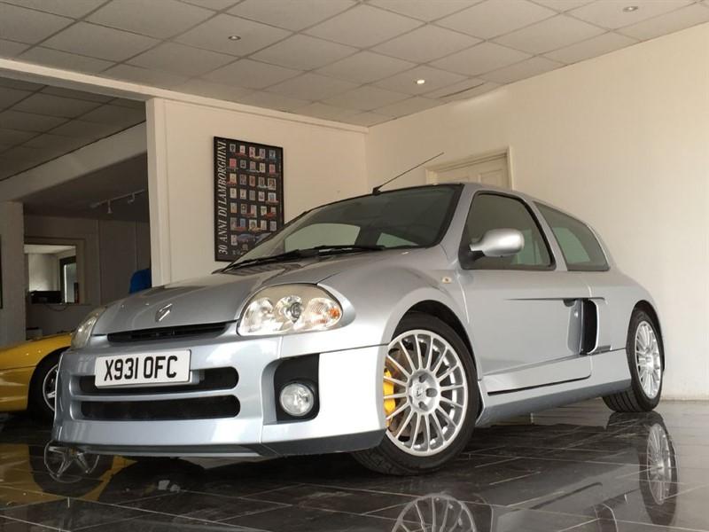 used Renault Clio Clio Sport v6 in west-sussex