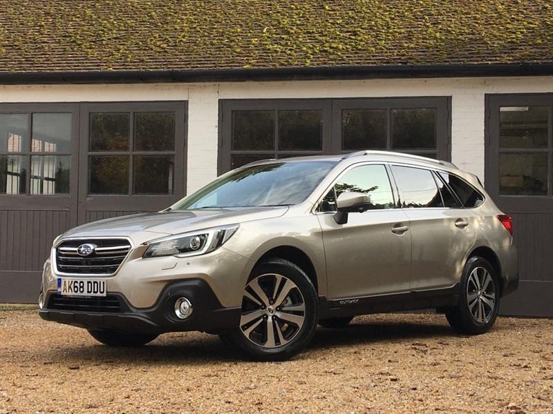 used Subaru Outback I SE PREMIUM in west-sussex