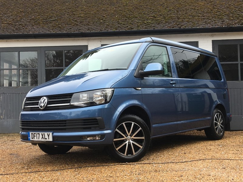used VW California BEACH TDI BMT in west-sussex