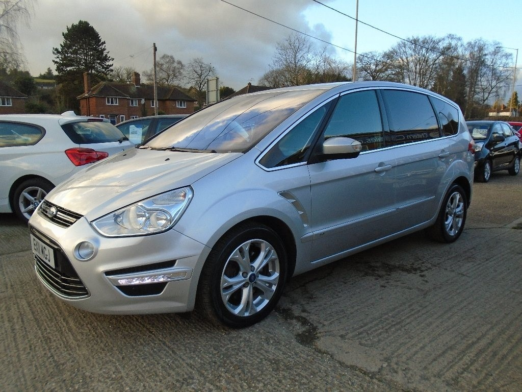 Used Silver Ford S Max For Sale Buckinghamshire