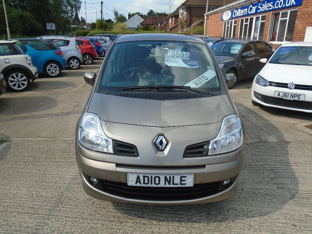 used beige renault grand modus for sale buckinghamshire. Black Bedroom Furniture Sets. Home Design Ideas