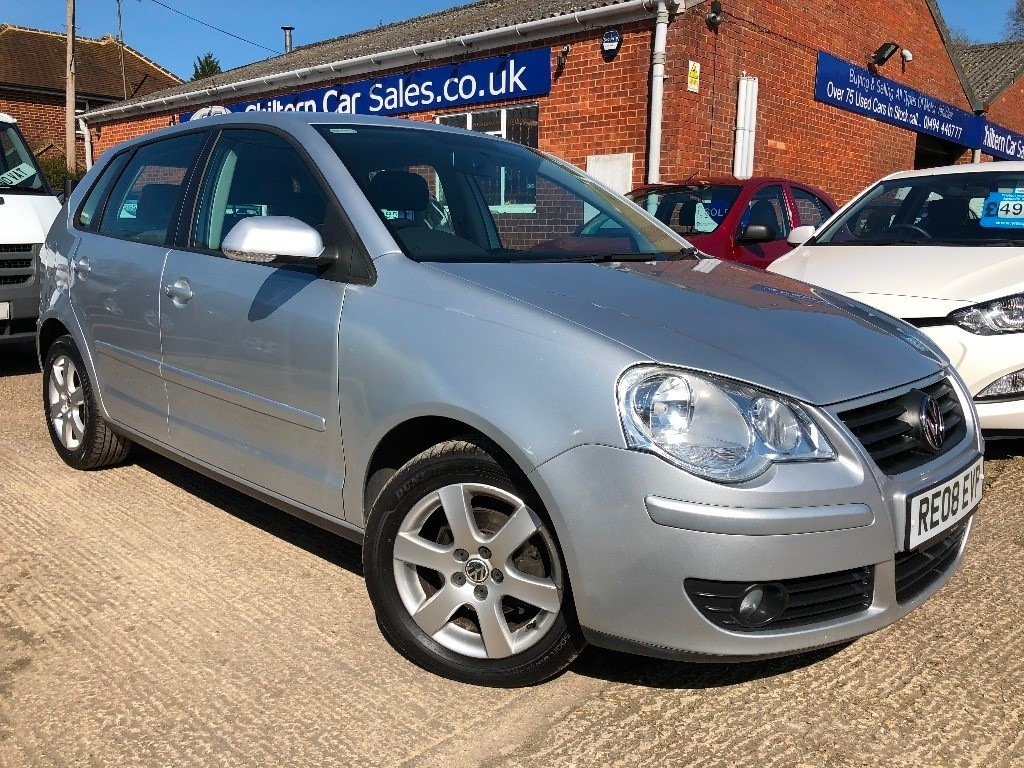used silver vw polo for sale buckinghamshire. Black Bedroom Furniture Sets. Home Design Ideas