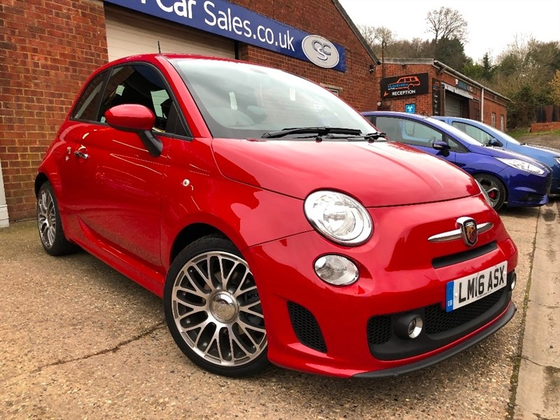 used Abarth 595 T-Jet 3dr in high-wycombe-buckinghamshire