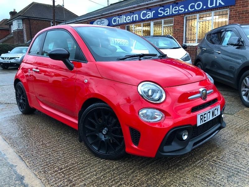 used Abarth 595 T-Jet Trofeo 3dr in high-wycombe-buckinghamshire