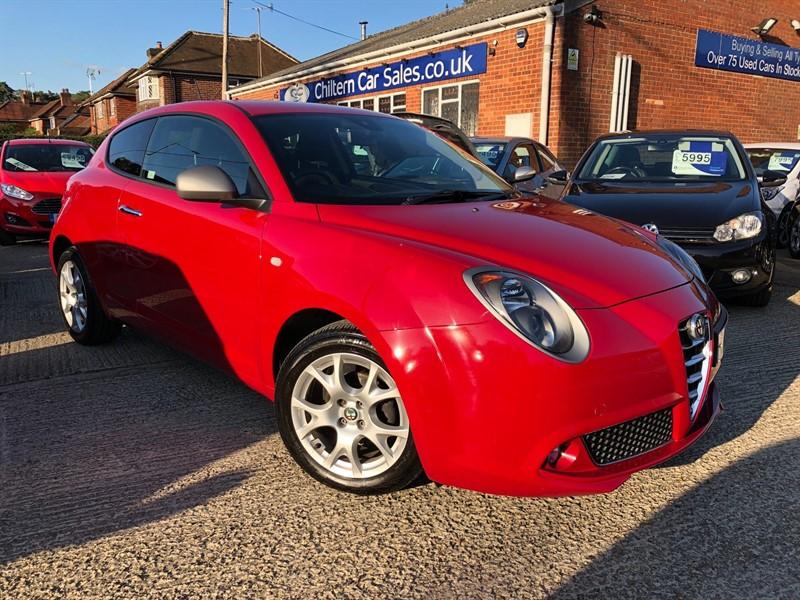 used Alfa Romeo Mito TB TwinAir Progression (s/s) 3dr in high-wycombe-buckinghamshire