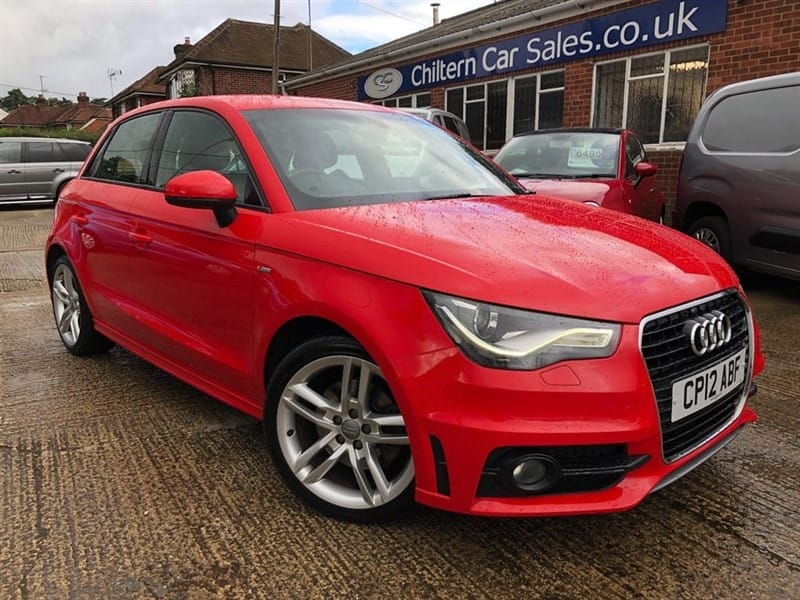 used Audi A1 S line Sportback in high-wycombe-buckinghamshire