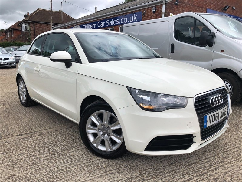 used Audi A1 SE in high-wycombe-buckinghamshire