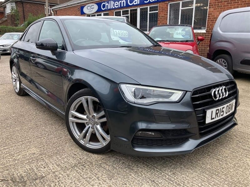 used Audi A3 TFSI CoD S line (s/s) in high-wycombe-buckinghamshire