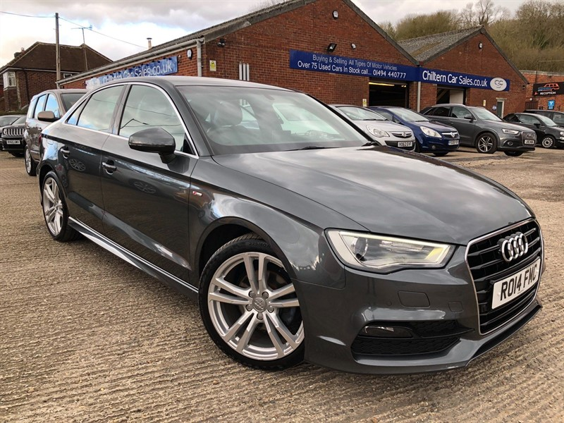 used Audi A3 TFSI ACT S line S Tronic (s/s) in high-wycombe-buckinghamshire