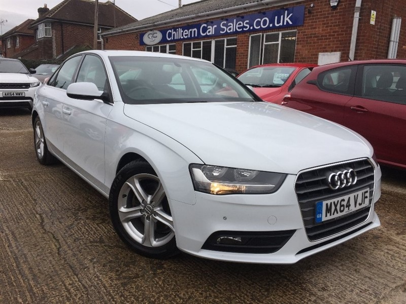 used Audi A4 TDI ultra SE Technik 4dr in high-wycombe-buckinghamshire
