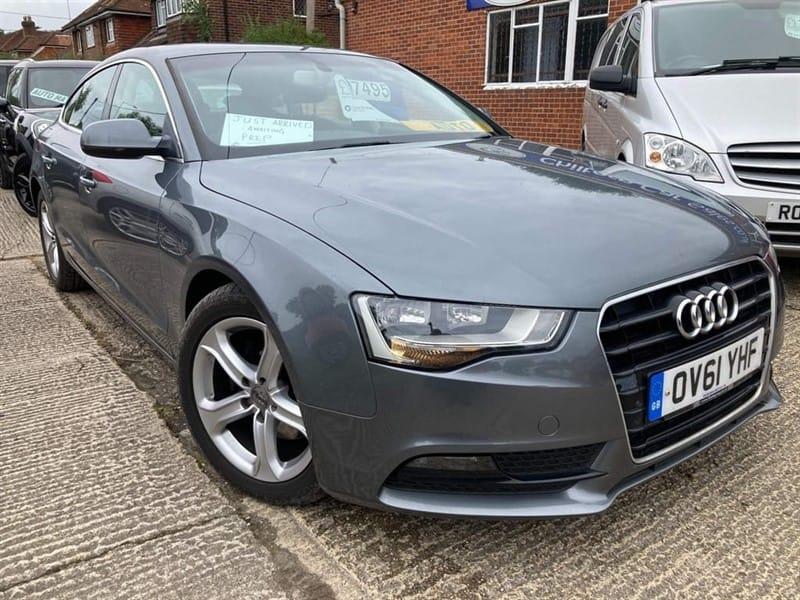 used Audi A5 SE Sportback Multitronic in high-wycombe-buckinghamshire
