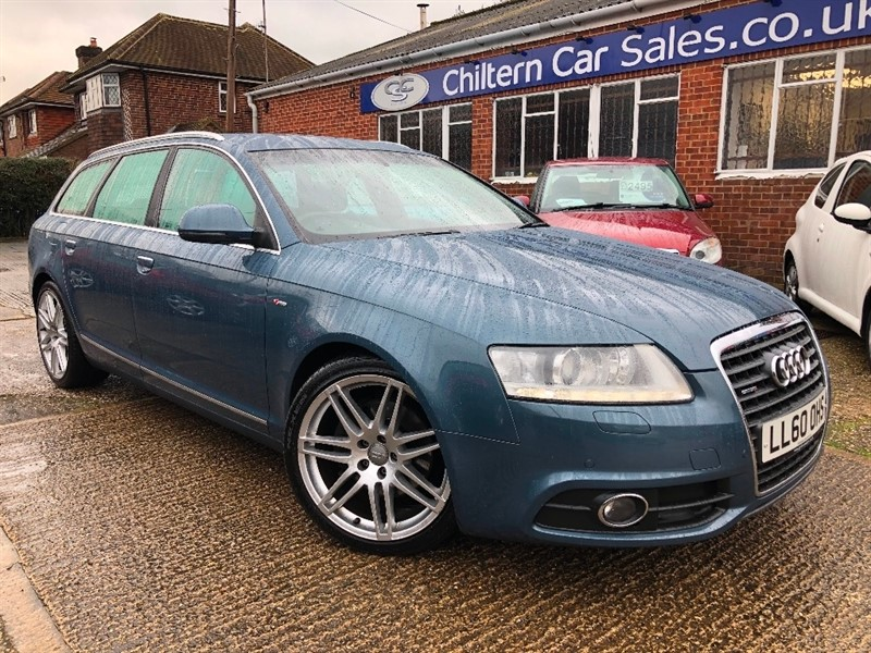 used Audi A6 Avant TDI S line Special Edition Tiptronic quattro 5dr in high-wycombe-buckinghamshire