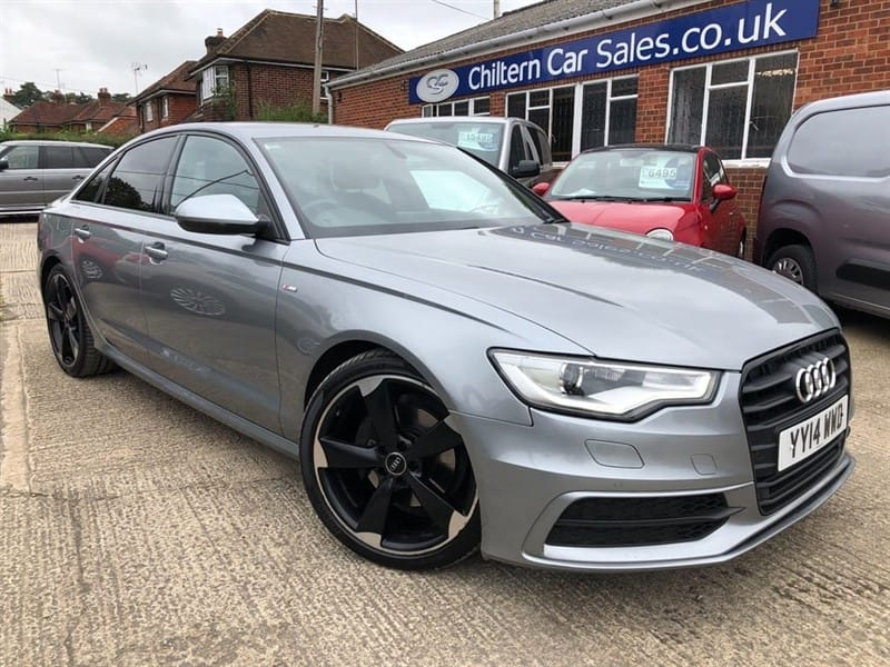 used Audi A6 Saloon Black Edition Multitronic in high-wycombe-buckinghamshire