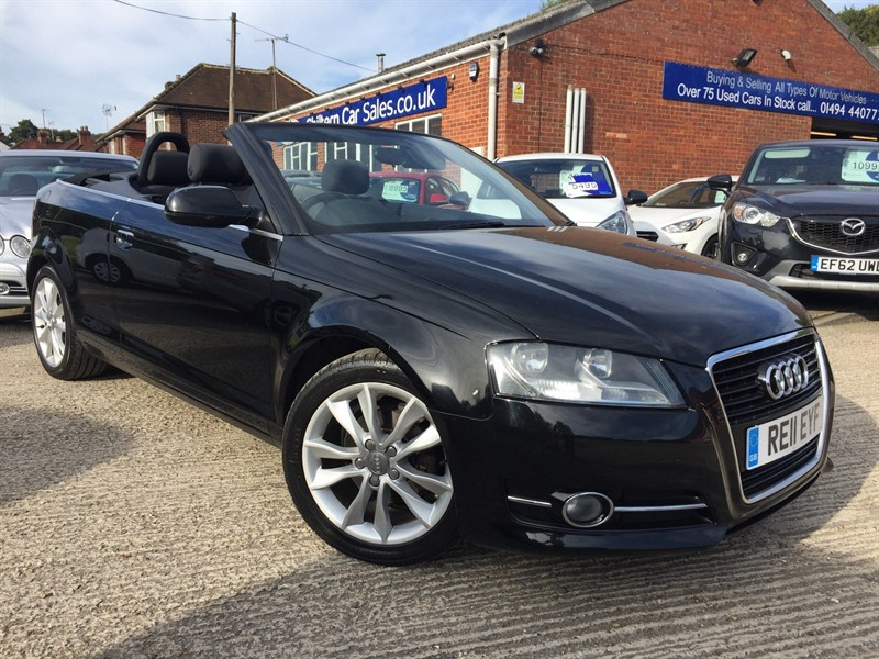 used Audi Cabriolet TDI Sport 2dr in high-wycombe-buckinghamshire