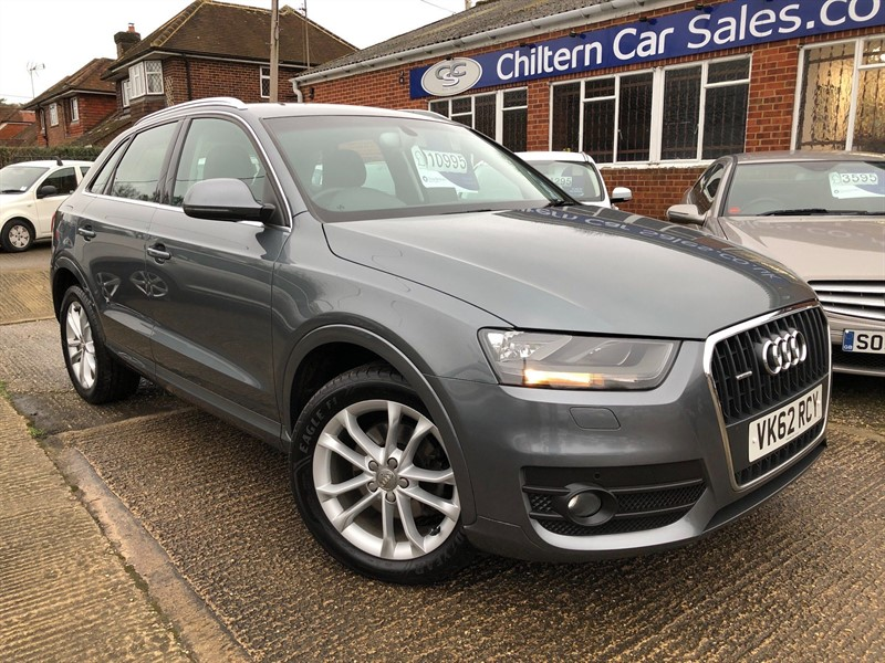 used Audi Q3 SE S Tronic quattro in high-wycombe-buckinghamshire