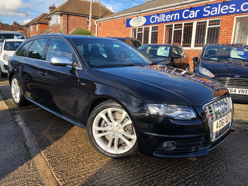 used Audi S4 Avant TFSI V6 S Tronic quattro in high-wycombe-buckinghamshire