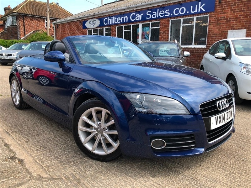 used Audi TT TFSI Sport Roadster 2dr in high-wycombe-buckinghamshire