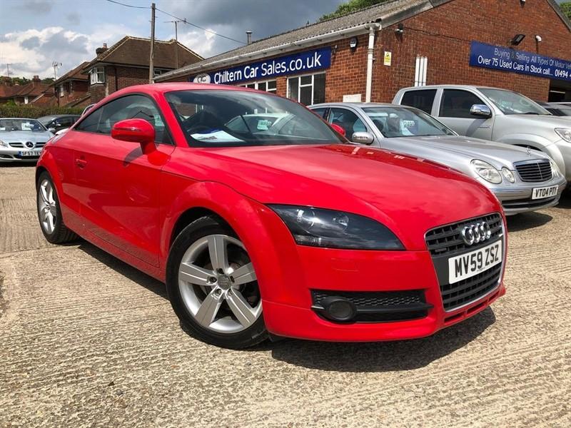 used Audi TT TDI quattro 3dr in high-wycombe-buckinghamshire