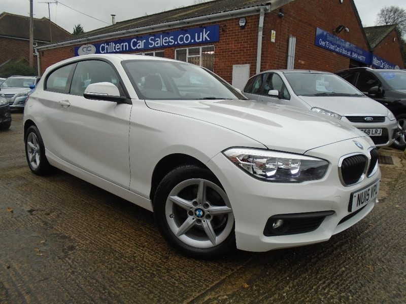 used BMW 116d 1 Series SE Sports Hatch 3dr (start/stop) in high-wycombe-buckinghamshire