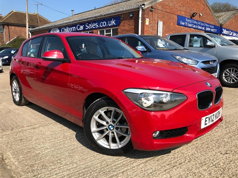 used BMW 116i 1 Series SE 5dr in high-wycombe-buckinghamshire